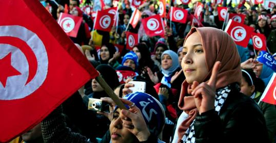 Tunisia Isis Democracy
