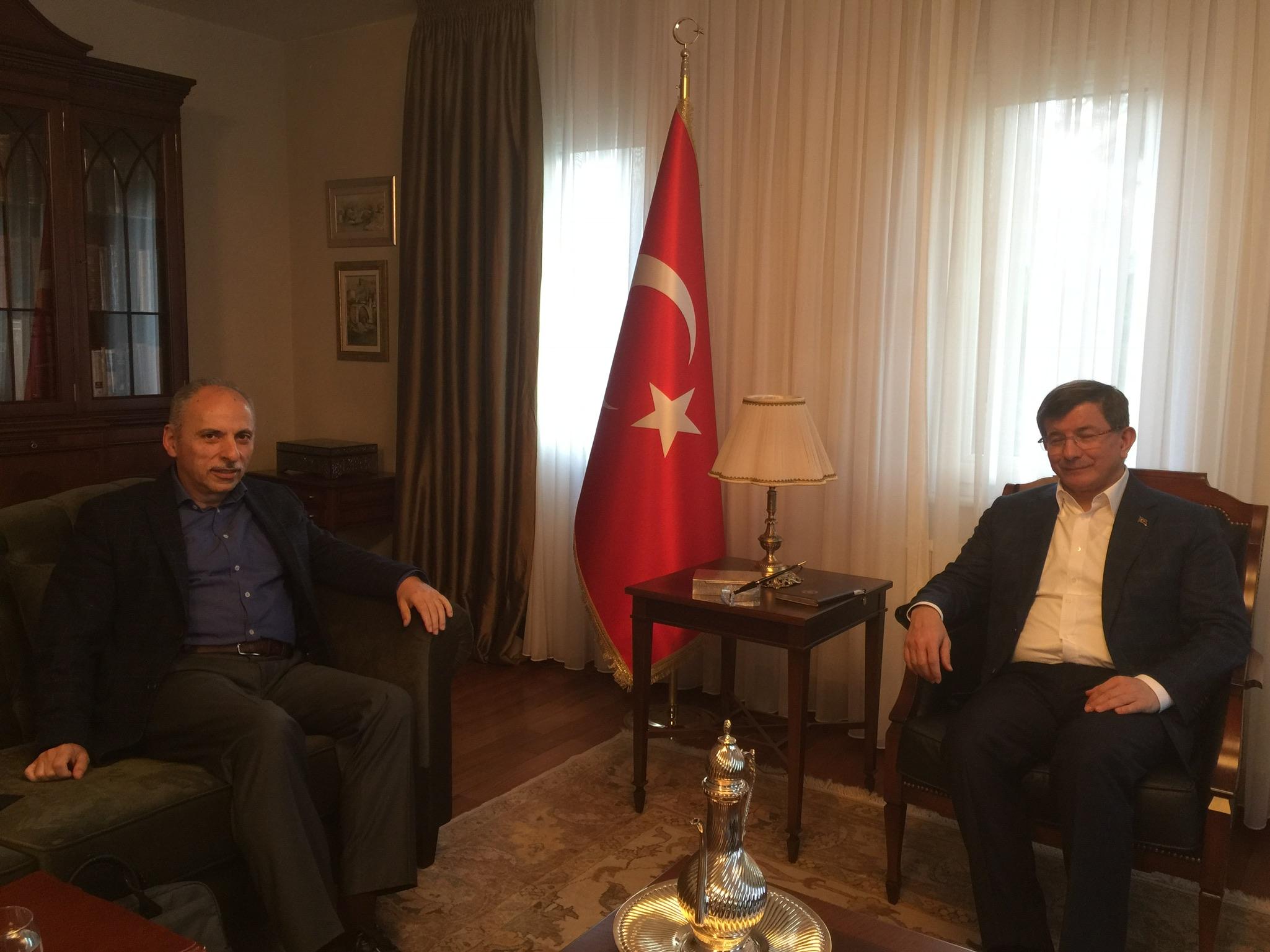Prof. Ahmet Davutoğlu Ile İslam'da Bilgi Anlayışı Ve Bugün Hakkında Söyleşi
